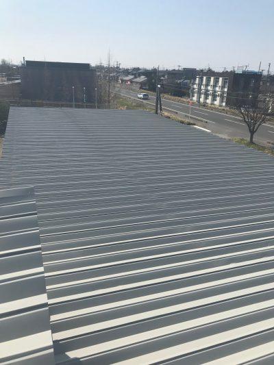 クリエイティブカラー株式会社_新潟市江南区屋根塗装写真